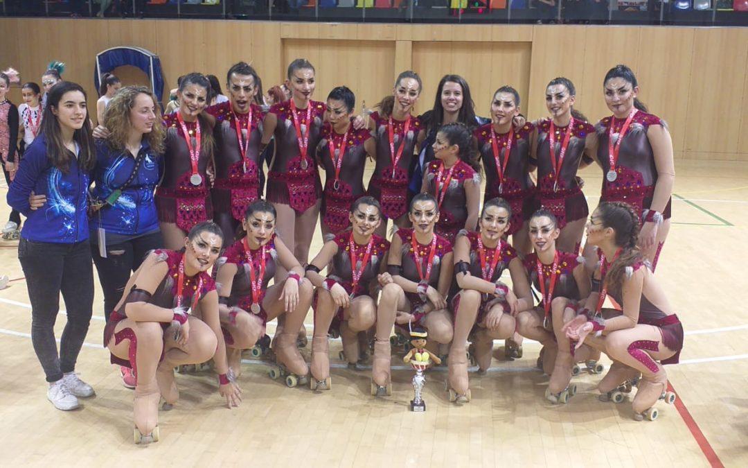 Campionat de Catalunya Xous Júnior i Quartets 2021